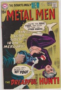 Metal Men #40