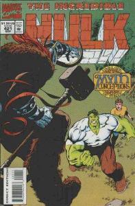 Incredible Hulk (1968 series) #421, VF+ (Stock photo)