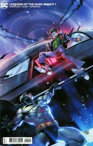 Legends Of The Dark Knight #1 Variant Cvr | 1st Chemical Arms Dealer (2021) NM