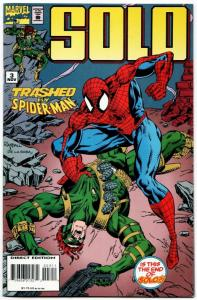 Solo #3 Spider-Man Appearance (Marvel, 1994) VF