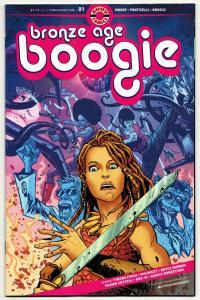 Bronze Age Boogie #1 (Ahoy, 2019) NM