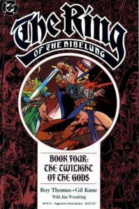 Ring of the Nibelung (1989 series) #4, NM- (Stock photo)