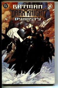 Batman: The Dark Knight Dynasty-Mike W. Barr-TPB-trade