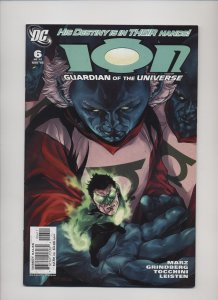 Ion: Guardian of the Universe #6 (2006)