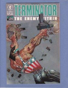 Terminator Enemy Within #4 NM Dark Horse