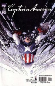 Captain America (2002 series) #13, NM- (Stock photo)