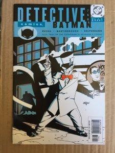 Detective Comics #760 (2001)