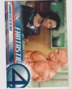 2005 Upper Deck Fantastic Four Movie KINDNESS IS BLIND #61