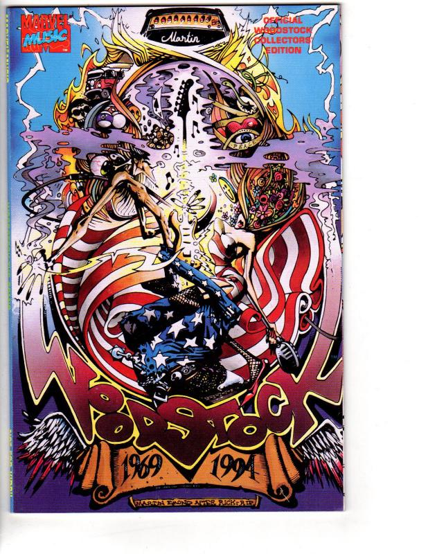 WOODSTOCK: The Comic Official Woodstock Collectors' Edi
