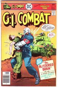 G.I. Combat #194 (Sep-76) VG+ High-Grade The Haunted Tank