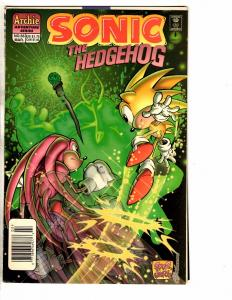 Sonic The Hedgehog # 56 GD Archie Adventure Series Comic Book Knuckles J233
