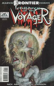 Children of the Voyager #1 VF/NM; Marvel UK | save on shipping - details inside