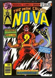 The Man Called Nova #22 (1978)