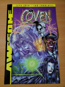 11 x 17 Awesome Comics The Coven Promo Poster NO PIN HOLES NEW