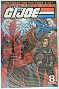 *Classic GI Joe TPB 8 (IDW, '09, 1st Edition) Collects 71-80