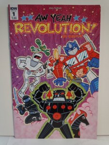 Aw Yeah: Revolution #1
