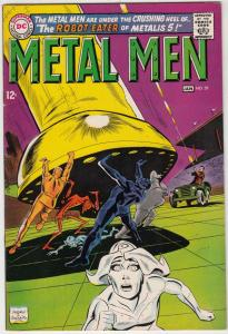 Metal Men #29 (Jan-68) VF/NM High-Grade Metal Men (Led, Tina, Tin, Gold, Merc...
