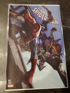 AMAZING SPIDER-MAN #797 LEG COMICXPOSURE DELLOTTO AMAZING SPIDER-MAN #797 LEG C
