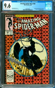 Amazing Spider-Man #300 CGC Graded 9.6 1st full appearance of Vemon