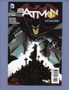Batman #34 NM- New 52 DC 2014