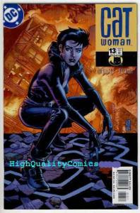CATWOMAN #13, NM+, Feline, Ed Brubaker, Femme Fatale, Relentless, more in store