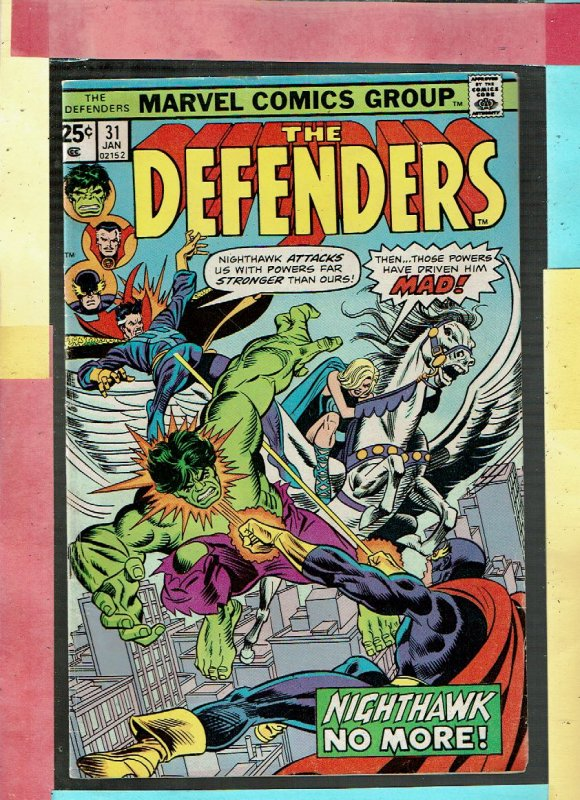 THE DEFENDERS 31