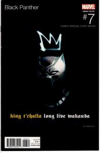 BLACK PANTHER #7 HIP HOP VARIANT $10.00