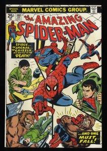Amazing Spider-Man #140 VF+ 8.5