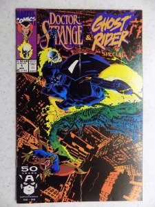 DOCTOR STRANGE AND GHOST RIDER # 1 (1991)