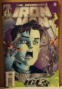 Iron Man #327 (1996)