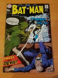 Batman #216 ~ VERY FINE VF ~ (1969, DC Comics)