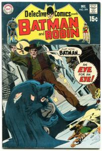 Detective Comics  #394 1969-DC Batman Robin Batgirl FN+