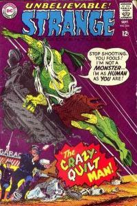 Strange Adventures (1950 series) #204, VG (Stock photo)