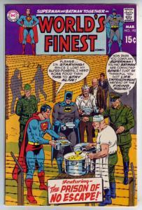 World's Finest #192 (Mar-70) NM- High-Grade Superman, Batman