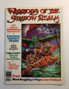 Warriors Of The Shadow Realm #11 FN- 1979 Fantasy/Suspense  Magazine