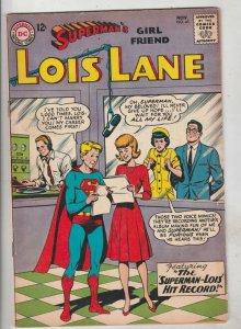 Lois Lane, Superman's Girlfriend  #45 (Nov-63) FN/VF+ Mid-High-Grade Superman...
