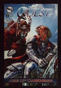 Grimm Fairy Tales presents Quest #2 Cover C (2014)