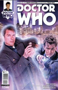 Doctor Who: The Tenth Doctor Year Two #6B VF/NM; Titan | save on shipping - deta