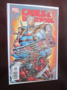 Cable and Deadpool #1 - 7.5 - 2004
