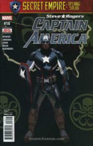 Captain America: Steve Rogers #16 FN; Marvel | save on shipping - details inside