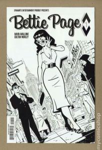 BETTIE PAGE #1, VF/NM, Scott Chantler , Variant, 2017, Betty, more in store, J