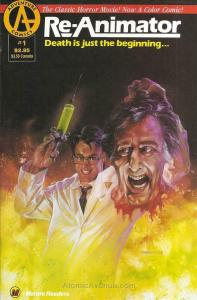 Re-Animator (Aircel) #1 VF/NM; Aircel | save on shipping - details inside