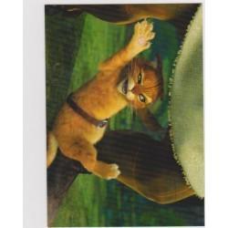 2004 Cards Inc. SHREK 2 - INTRODUCING PUSS #61