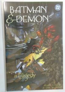 Batman Demon A Tragedy #1, 8.5/VF+ (2000)