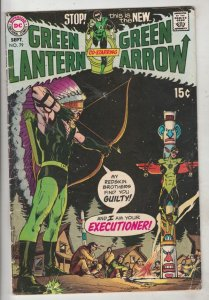 Green Lantern #79 (Sep-70) FN High-Grade Green Lantern, Green Arrow