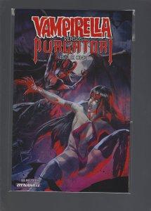Vampirella VS Purgatori #1 Cover D