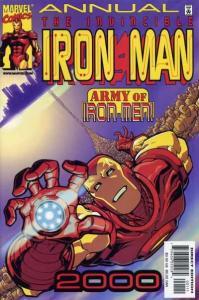Iron Man (1998 series) Annual #2000, NM (Stock photo)