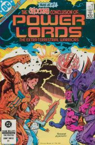 Power Lords #3 FN; DC | save on shipping - details inside