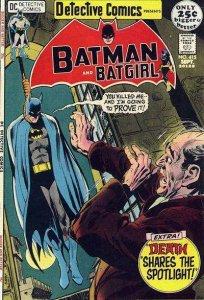 Detective Comics (1937 series) #415, Good+ (Stock photo)