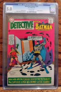 Detective Comics #364 CGC 5.0